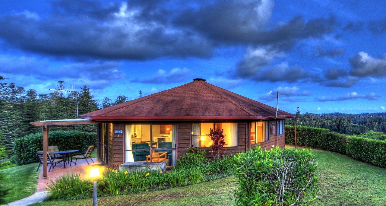 2 Bedroom Cottages Norfolk Island Accommodation