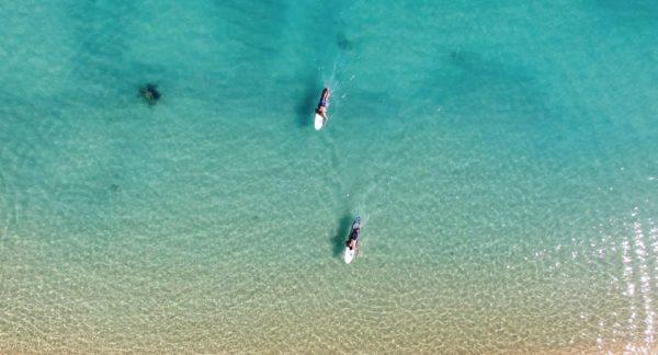 Aerial Surfers