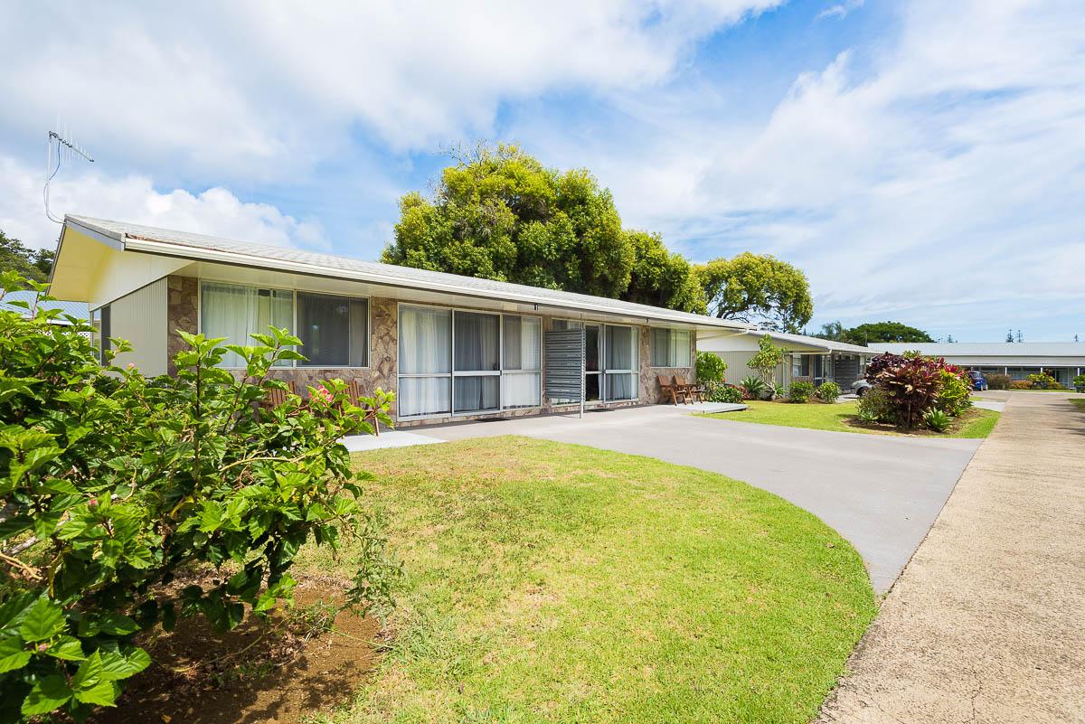 Hibiscus Crown Norfolk Island Norfolk Island Accommodation