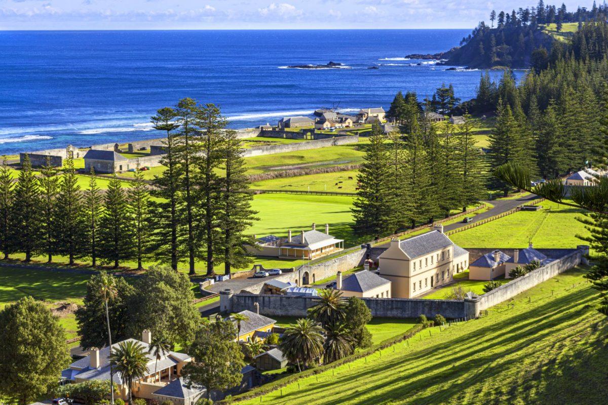 Historical Norfolk Island