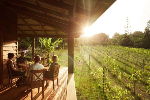 Winery Verandah