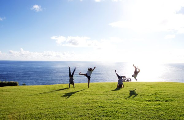 Handstands On Cliff (2)