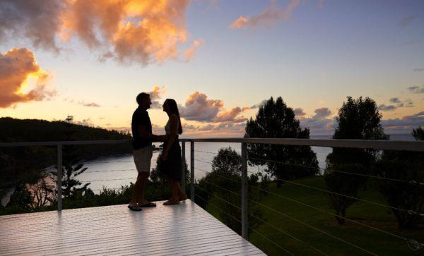 Nit Sunset Couple
